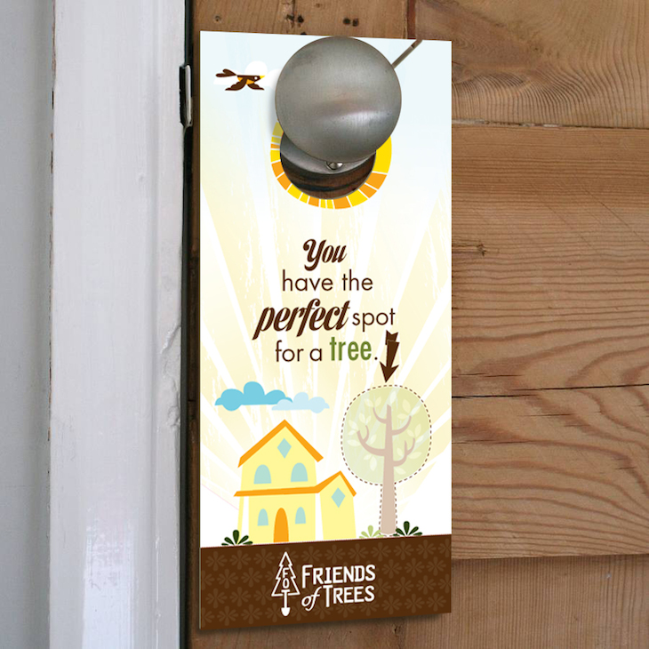 Door hanger.SMALL